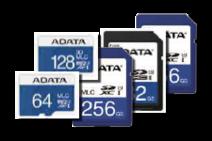 Průmyslové paměťové karty